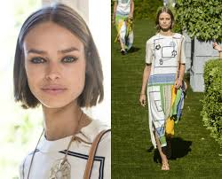 runway inspired spring 2018 hair trends hairdrome com