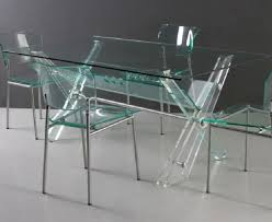 Clear Dining Room Table Fresh Decoration Acrylic Dining Room Table Furniture Clear