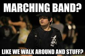 Band Geek Meme - pot head band geek memes quickmeme