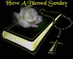 a blessed sunday bible cross weekend days of the week sunday