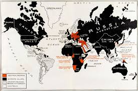 Europe Map Ww1 Post World War 1 Europe Map Thinglink And Utlr Me