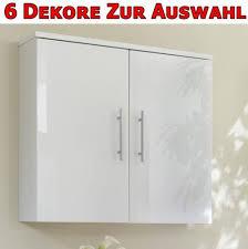 badezimmer hängeschrank weiß badezimmer schrank hängeschrank hänger hochglanz weiß ebay