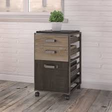gray wood file cabinet grey filing cabinets file storage for less overstock com