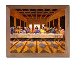 amazon com african american black the last supper jesus christ amazon com african american black the last supper jesus christ religious picture art print posters prints