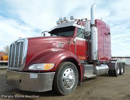 new peterbilt trucks 2009 peterbilt 386 semi truck item da0530 sold february