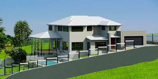 sloped lot house plans house plans for sloping lots delightful 17 sloped lot house plans