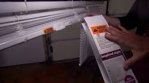 9 investigates window blinds dangerous to children on store