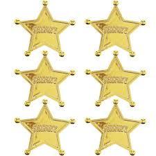 story sheriff badges 6ct