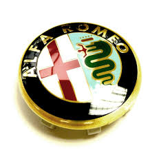 alfa romeo emblem alfa romeo alloy alloy wheel centre caps 60652886 u2013 partsworld uk