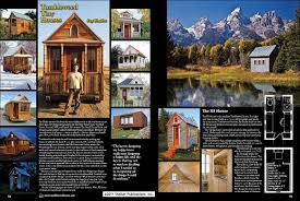 Judith Mountain Cabin by Tiny Homes Simple Shelter Table Of Contents