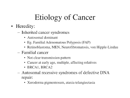 ppt molecular basis of cancer carcinogenesis powerpoint
