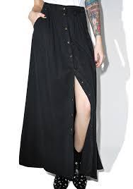 Long Flowy Maxi Skirt Sea Breezin U0027 Button Up Maxi Skirt Will Give Yew Ultimate Beach