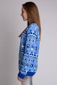 hanukkah clothing hanukkah fair isle sweater ragstock