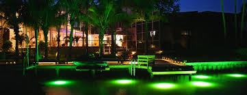 underwater led dock lights underwater green dock lights deep glow