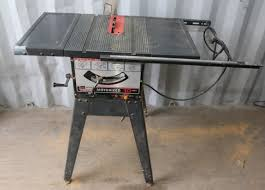 10 Craftsman Table Saw Best 25 Sears Table Saw Ideas On Pinterest Pottery Barn Table