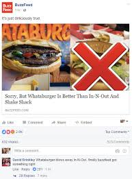 buzzfeed dubs whataburger better than in n out shake shack sfgate