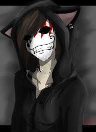 halloween cat background deviantart scary cat like hollow masktokyomask otaku anime picture