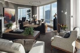 Chicago Interior Design High Rise Apartment Interior Design Chicago Il Cme Interiors