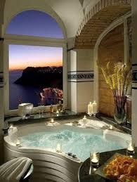 Raam Voor Zwembad  Room With A View Marcopeter Pinterest - Resort bathroom design