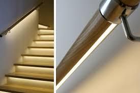 led strip stair lights roselawnlutheran