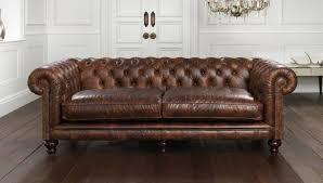 Chesterfield Sofa Used Sofa Used Leather Sofa Modern Chesterfield Soft Leather