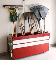 How To Build Garage Storage Cabinet by 61 Easy Diy Garage Storage U0026 Organization Projects