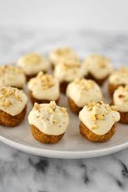 recipe vegan raw gluten free carrot cake bites kitskitchen