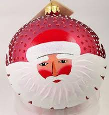 vaillancourt jingle santa ornament available at
