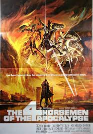 the four horsemen of the apocalypse on dvd movie synopsis and info