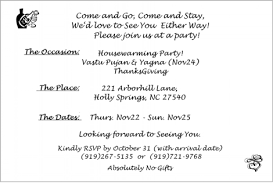 housewarming party invitation wording theruntime com
