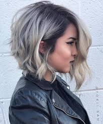 cute hairstyles for round faces and long hair 50 cute looks with short hairstyles for round faces