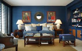 Decorating With Blue Darkly Deeply Beautifully Decorating With Blue Flanagan