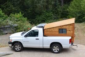 Vintage Ford Truck Camper - pickups with campers archives the shelter blog