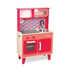 cuisine en bois jouet janod cuisine et maison jouets enfant roseoubleu fr