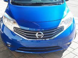 nissan versa blue 2014 bardier automobiles inc 2014 nissan versa note 1 6 sl