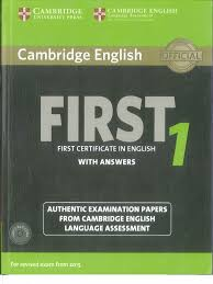 cambridge english first 1 with answers 2015 specifications