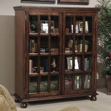 Bookcases With Sliding Glass Doors Bookcase Glass Door Bookcase Target Black Bookcase With Sliding