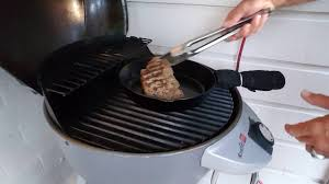 Outdoor Electric Grill How To Get A Quality Steak Sear On An Electric Grill Richard In