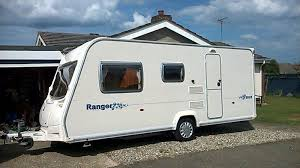 Bailey Awnings Caravan 2008 Bailey 5 500 Including 2 Awnings Spare Tyre And