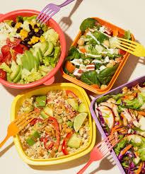 cheap salad recipes recreate salad bowls