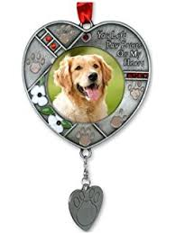 in loving memory dog tags dog memorial photo ornament in loving memory dog