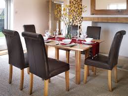 extending console dining table multyork copenhagen extending console table with the devon leather