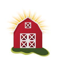 red barn clip art at clker com vector clip art online royalty