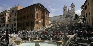spanische treppe in rom in rom herrscht streit um die spanische treppe berliner zeitung