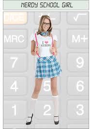 Nerd Halloween Costumes Girls Kids Nerd Costumes Nerd Geek Costume Ideas Nerd