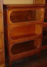 Ebay Bookcases Cute Quartered Quarter Sawn Oak Half Size Barrister Bookcase