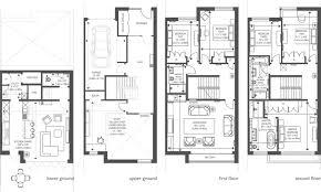 luxury townhouse plans joy studio design best building plans