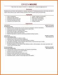 restaurant server resume sample restaurant resumes restaurant