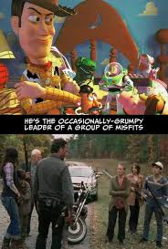 proof walking dead toy story exact plot
