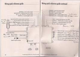avital remote start wiring diagram basic passlock 1 bypass